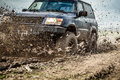Off Road Car Stock Photography - 40406812