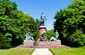 Bismark Monument In Berlin Royalty Free Stock Image - 40414346