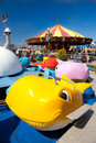 Whale Car Carnival Ride Royalty Free Stock Images - 40426179