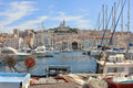 Marseille Old Port - South France Stock Photos - 40468643