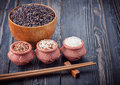 Different Types Of Rice Stock Photo - 40468780