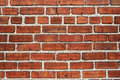 Red Brick Wall Background Stock Photography - 40468872