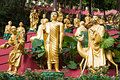 Ten Thousand Buddhas Monastery Stock Photography - 40494102