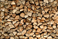 Pile Of Wood Stock Images - 4051634