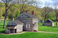 George Washington Headquarters At Valley Forge Royalty Free Stock Image - 40505586
