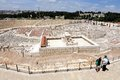 Holyland Model Of Jerusalem Stock Photography - 40506662