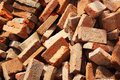 Pile Of Bricks Stock Images - 40509244