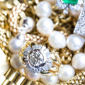 Gold Jewelry Royalty Free Stock Photos - 40521048