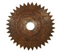 Old Rusted Metal Blade Stock Photo - 40539820