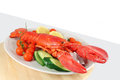 Cooked Lobster Royalty Free Stock Photography - 40547177