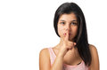 Silence Sign Stock Images - 40552874