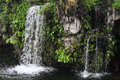 Waterfall In Baomo Garden Stock Image - 40595341