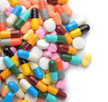 Pills And Capsules Royalty Free Stock Photo - 40622305
