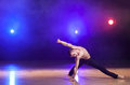 Contemporary Dance Royalty Free Stock Photo - 40638345