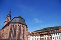Heidelberg Church Royalty Free Stock Photo - 40658595