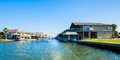 Waterfront Homes Royalty Free Stock Images - 40672539
