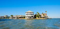 Waterfront Homes Stock Images - 40672794