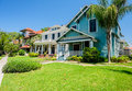 Southern Homes Stock Photos - 40677193