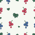 Currant Seamless Pattern Royalty Free Stock Photo - 40679865