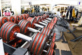 Weights Stock Photography - 4079032