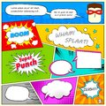 Comic Speech Bubble Royalty Free Stock Photos - 40705238