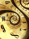 Abstract Time Background Stock Photo - 40714180