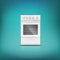 Gas Cooker. Stock Photography - 40765622