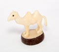 Statuette Of Camel Stock Image - 40778441