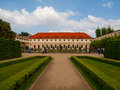 Wallenstein Riding Hall Stock Photo - 40794690
