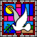 Dove Of Peace Stock Photography - 4087952