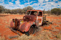 Old Truck Stock Images - 40803294