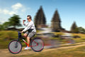 Country Cycling Royalty Free Stock Images - 40804969