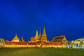Grand Palace And Wat Phra Kaew Stock Image - 40809351