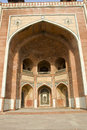Entrance Of Humayun S Tomb Stock Photography - 40820662