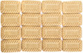 Biscuit Background Stock Image - 40829141