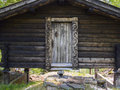 Old Wood Door Royalty Free Stock Images - 40844739