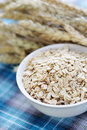 Bowl Of Oats Stock Photo - 40889560