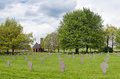 Battle Of The Bulge - German Military Cemetery Royalty Free Stock Images - 40894239