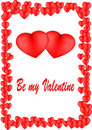 Valentine Card Stock Images - 4094014