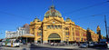 Flinders Street Station Royalty Free Stock Photography - 40911187