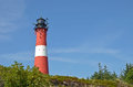 Lighthouse On The Island Sylt In Hoernum Royalty Free Stock Photo - 40923025