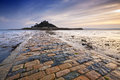 St Michael S Mount Royalty Free Stock Photo - 40927105