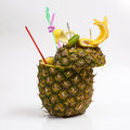 Pineapple Juice Drink Royalty Free Stock Images - 40928679