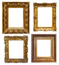 Set Of Old   Frames Royalty Free Stock Photo - 40936805