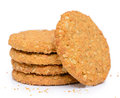 Oat Biscuit Cookie Stock Images - 40967514