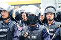 Riot Police Royalty Free Stock Image - 40968456