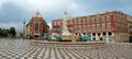Nice - Place Massena And Apollo Stock Photography - 40970732