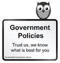 Government Policies Royalty Free Stock Image - 40982066