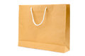 Brown Paper Bag On White Background Stock Photography - 40992832