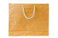 Brown Paper Bag On White Background Stock Image - 40992871